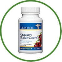 Dr. Whitaker's Cranberry Bladder Control - For Women